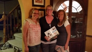 Eugena Bring,Keri and me with DVD HCH class 5-1-15-5-3-15