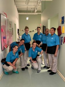 6 of 31 cleaners at PCT