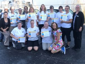 The Cleaning Pros Certification picture